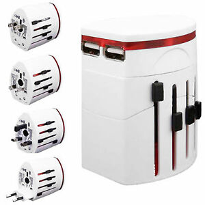 Universal-World-European-EU-USB-Multi-Travel-Mains-Plug-Socket-Charger-Adapter