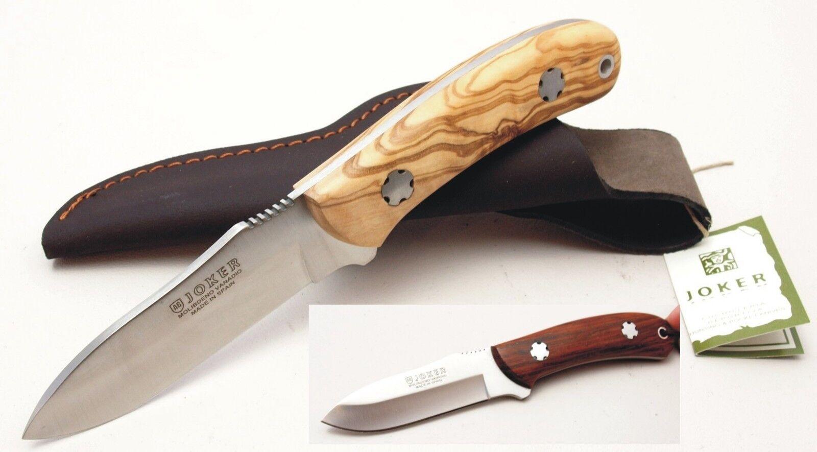 CX87/CO87 Jagdmesser Outdoor Messer MARKENMESSER von JOKER JOKER JOKER Spanien verschiedene 970962