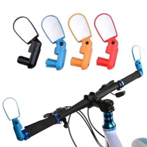 Rotate Flexible Handlebar Rearview Mirror for Bike MTB Bicycle Cycling Mirror