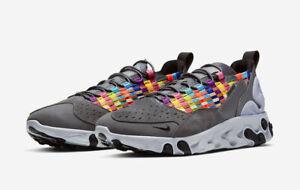 Nike-reagire-sertu-034-IL-10th-COLLECTION-034-N-Uomo-Scarpe-da-ginnastica