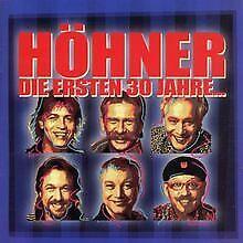 Die-Ersten-30-Jahre-von-Hoehner-CD-Zustand-gut