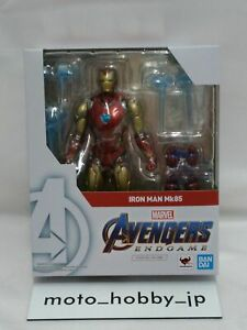 Bandai-S-H-Figuarts-Avengers-End-Game-Iron-Man-Mk85-Action-Figure-from-Japan