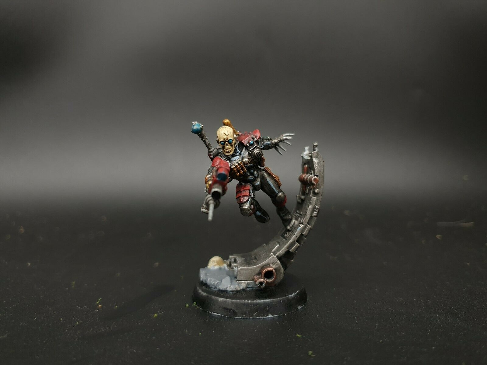 Pro painted warhammer 40k Eversor Assassin Made To Order Pro Painted