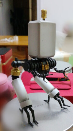 """SUPER DUCK 1//6 Scale Neil 2B Robot and Bracket model F12/"""" PH Female Action"""