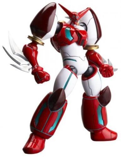 Getter Robo OVA Ver SHIN GETTER 1 Figure NEW Revoltech Yamaguchi No.37 Change!