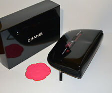 NEW VIP gift from Chanel beauty counter - black Chanel make up bag NIB