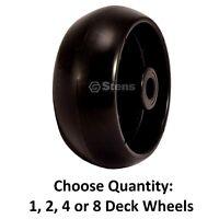 Mower Deck Gage Wheel Fits John Deere La105 La115 La120 La125 La130 La135 La140