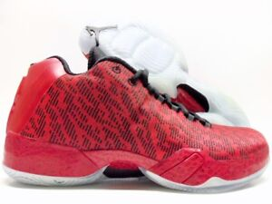 b4dda2e87c0804 NIKE AIR JORDAN XX9 LOW JIMMY BUTLER PE GYM RED BLACK SIZE MEN S 15 ...