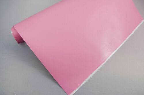3,2€//m² Plotterfolie glänzend 25 blass rosa 500x106cm Möbel-Folie selbstklebend