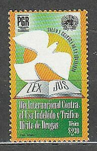 Mexico - Mail 1998 Yvert 1794 MNH