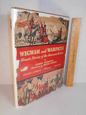 Wigwam and Warpath : Minute Stories of the American Indian by Isabel Juergens