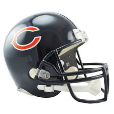 CHICAGO BEARS RIDDELL VSR4 NFL FULL SIZE REPLICA FOOTBALL HELMET