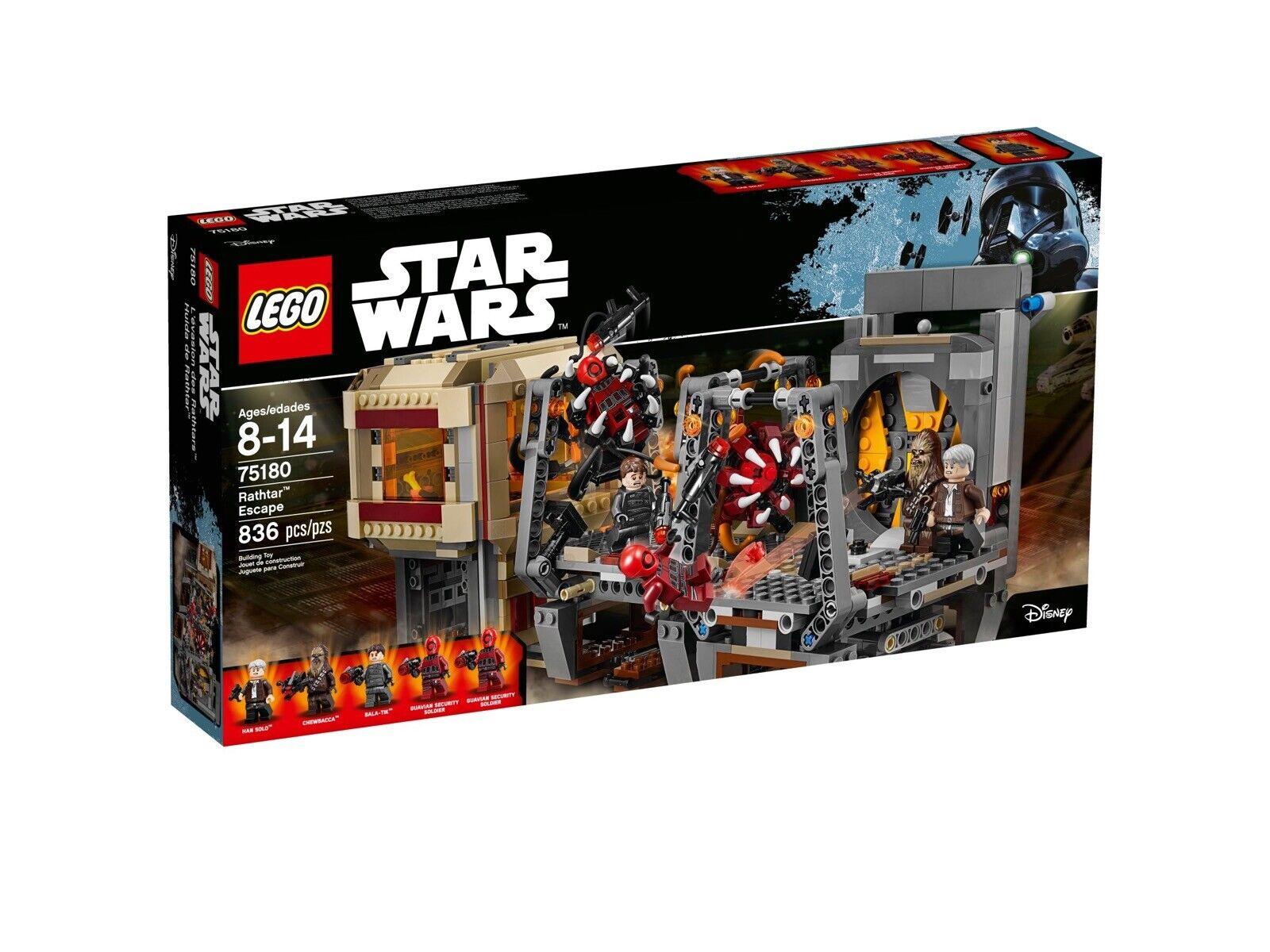 LEGO® Star Wars 75180 Rathtar™ Escape  NEU & OVP