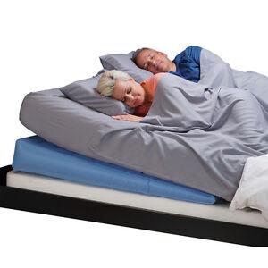 Image Is Loading Mattress Genie Incline Sleep System Adjule Bed Wedge