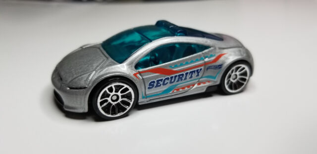 Hot Wheels Loose Mitsubishi Eclipse Concept Car From Car Meet 5 Pack