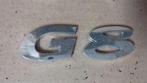 08-09-Pontiac-G8-Rear-Deck-Lid-Trunk-Emblem-G8
