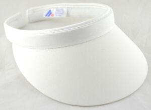 Cotton Twill Clip-On Visor-stone