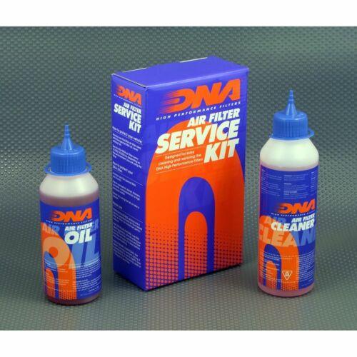 Sport Luftfilter Service Kit DNA Luftfilteröl /& Reiniger