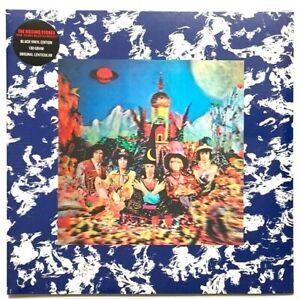 The Rolling Stones Their Satanic Majesties Request Lenticular Vinyl Record Album