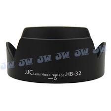 JJC Lens Hood sombra para NIKON AF-S DX NIKKOR 18-105mm f/3.5-5.6G VR como HB-32 ED