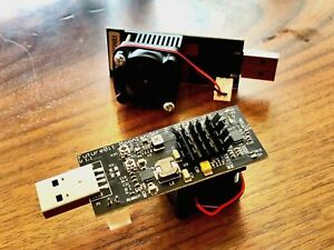 4 FutureBit Moonlander 2 USB Scrypt Stick ASIC Miner 3 5 MH Litecoin LTC