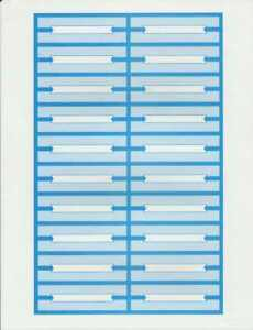 Image Is Loading 240 Blue Perforated Operator Jukebox Le Strips No