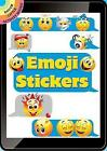 Emoji Stickers by Dover (Paperback, 2016)