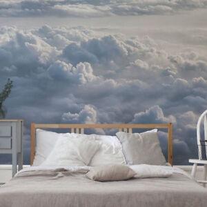 Dettagli su Fotomurale tessuto non tessuto in insolito nuvole-Foto Carta da  parati per camera da letto fdb485- mostra il titolo originale