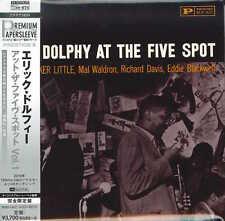 ERIC DOLPHY-AT THE FIVE SPOT.-JAPAN MINI LP PLATINUM SHM-CD Ltd/Ed I71