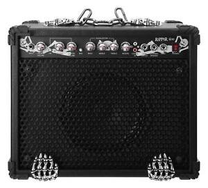 electric guitar amp combo amplifier 8 speaker 2 channels eq headphone jack 30w ebay. Black Bedroom Furniture Sets. Home Design Ideas