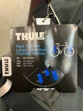 Thule 100005 Pack /'N Pedal 15.5L Adventure Touring Side Pannier Orange Large