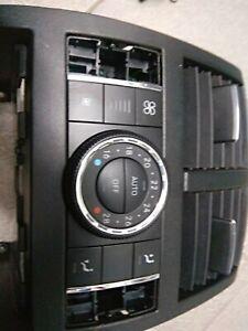 Mercedes-R-W251-ML-W164-2005-2009-Rear-Heater-Control-Panel-A1648700189