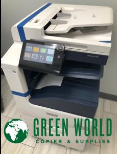 Details about Xerox VersaLink C7025 Multi-Function Color Printer/Copier  Meter of 23,014