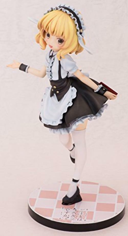 NEW Fannie Knights Your Order Order Order Rabbit Is Shallow 1/7 Scale Pvc Painted Figure /B1 a4749a