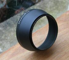 genuine minolta  43mm screw in  Lens hood   D43NA 54 x 23