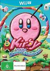Kirby and The Rainbow Paintbrush Nintendo Wii U