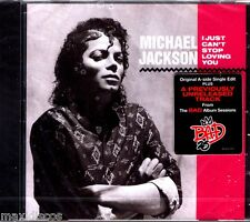 CDS - Michael Jackson - I Just Can't Stop Loving You (MINT, SEALED * PRECINTADO