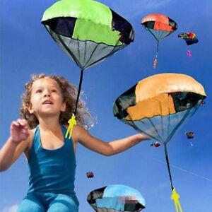 1-ST-Handwurf-Kinder-Baby-Mini-Spiel-Fallschirm-Outdoor-Sport-Spielzeugsoldat