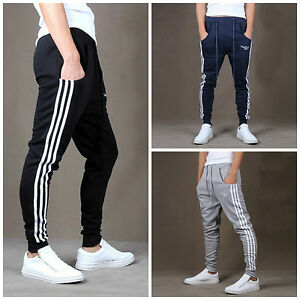 Mens-Skinny-Sweatpants-Gym-Slim-Fit-Track-Pants-Casual-Tracksuit-Sport-Pants
