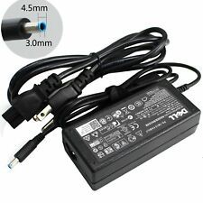 New Genuine Dell Inspiron 15 P51F P55F 45W 19.5V 2.31A AC Power Adapter charger