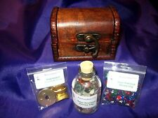 FSH066 Feng Shui Treasure Pot Kit Chest for Wealth Accumulation