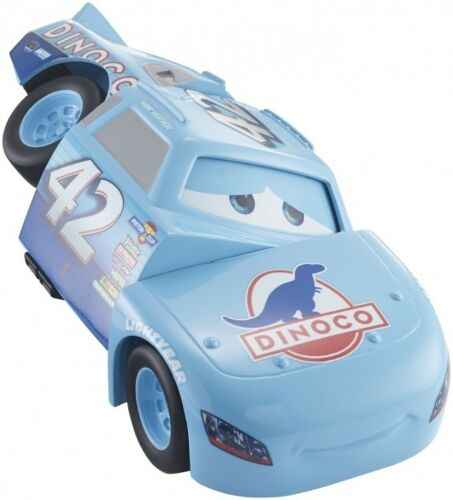 Official Disney Cars 3 Twisted Crashers Race /& Reck Cal Weathers  **NEW**