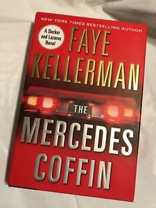 THE-MERCEDES-COFFIN-Faye-Kellerman-2008-First-Edition-1st-Printing