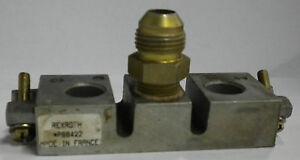 Rexroth-Bosch-End-Cap-P68422-P68422-Used-Warranty