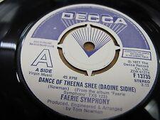 "DEMO 1977 DECCA F13735 TOM NEWMAN ""DANCE OF THEENA SHEE"" (FAERIE SYMPHONY) EX!"