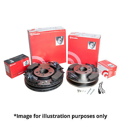 Brembo Disc Brake Pad Kit 120KW