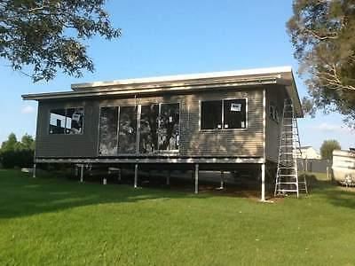 DIY KIT - The SEASCAPE 60 Granny Flat for Concrete Slab - 60m2 - 2 Bedroom