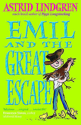 1 of 1 - Emil and the Great Escape, Lindgren, Astrid, Good Used  Book