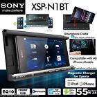 Sony XSP-N1BT Car Double Din Bluetooth USB Smartphone Cradle Dock Receiver