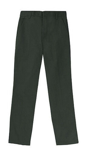 Mens Pants Chino Forest Green 29 32 38 40 44 46 x 29 30 34 NEW flat  100/% cotton